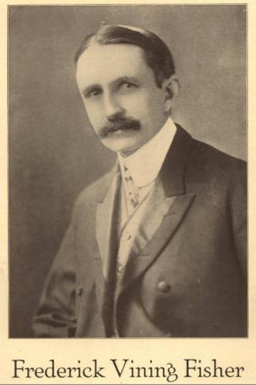 Frederick Vining Fisher (Google image)