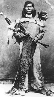 Paiute Native Americans