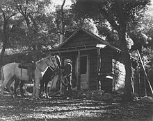 Mt. Boney Cabin_at_Live_Oaks_Spring