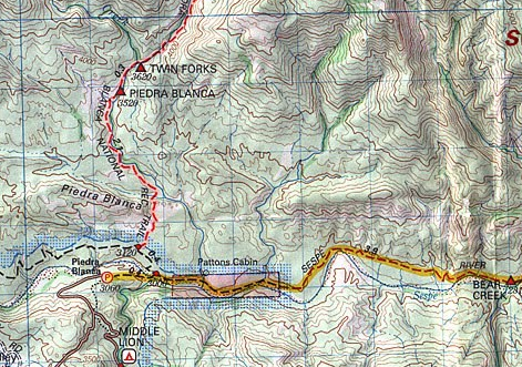 Rose Valley map_sespecreek