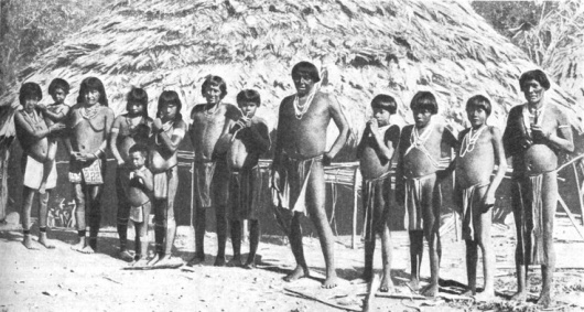 Arawak Natives, date and origin of photo unknown. Google Images