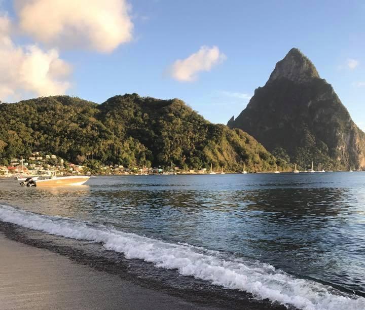 St. Lucia Gros Piton 1