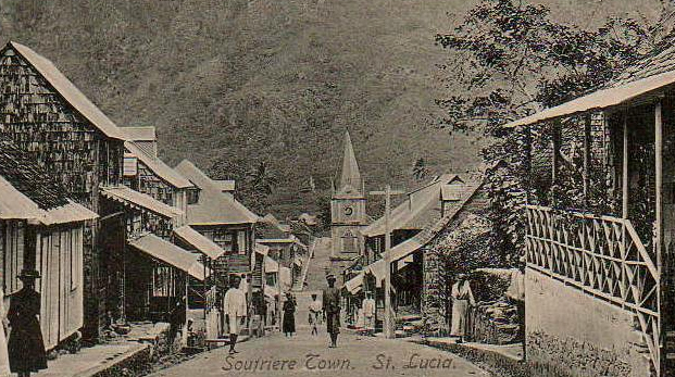 St. Lucia-in-1908