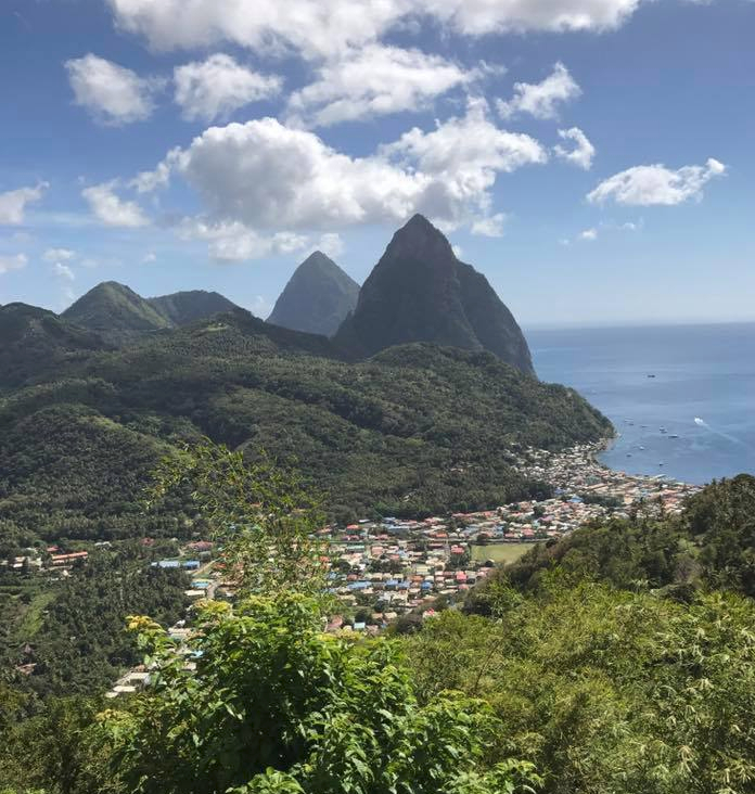 St. Lucia Sofree
