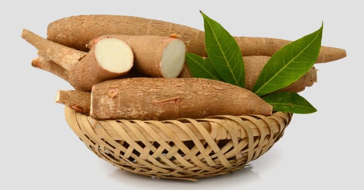 St Luciacassava-root-in-basket-large