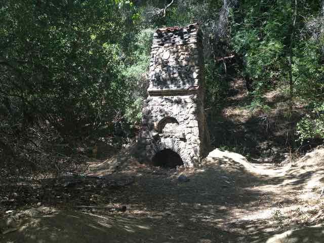 Malibu Creek Mott Ruins