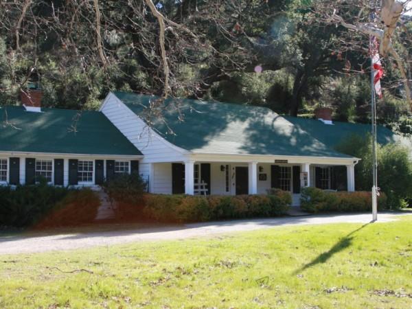 Malibu Creek visitor center