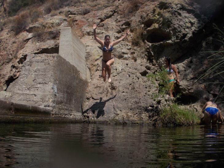 Malibu jump 2