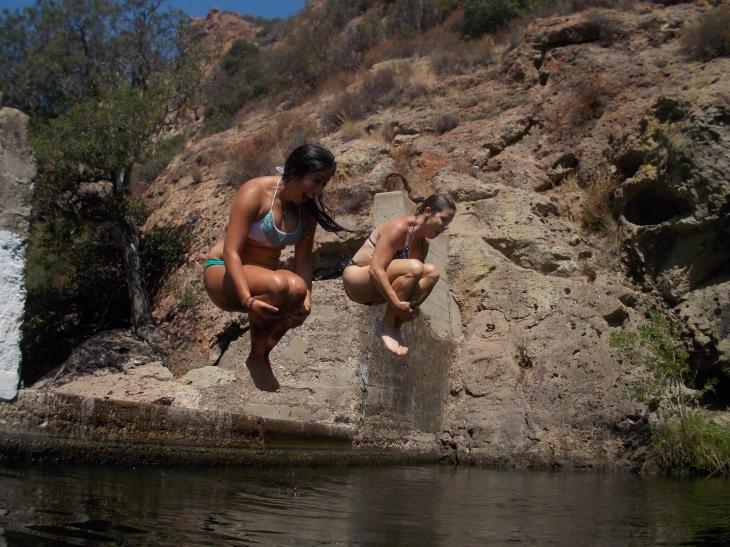 Malibu Jump