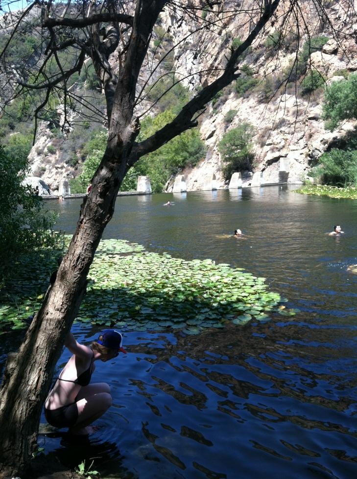 Malibu swim