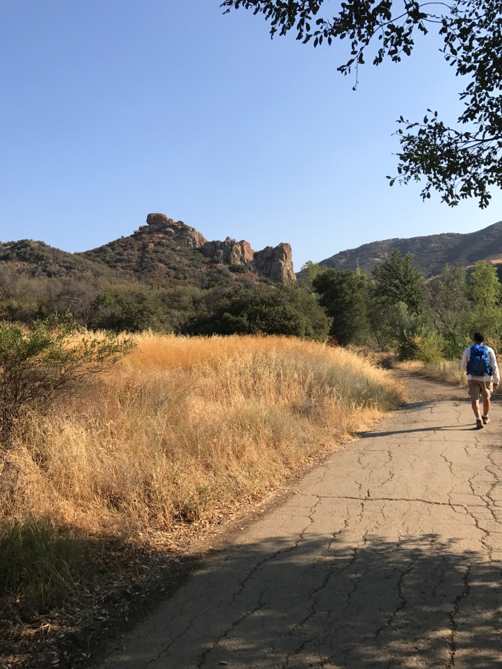 Malibu trail in John1