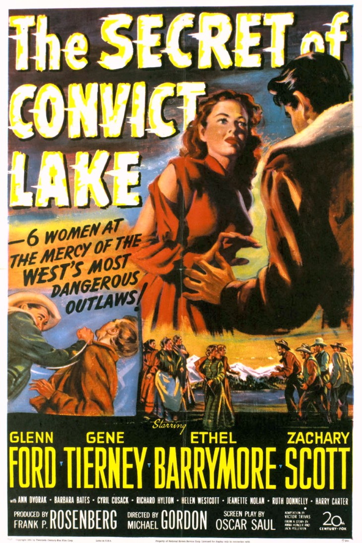 Convict Lake movie
